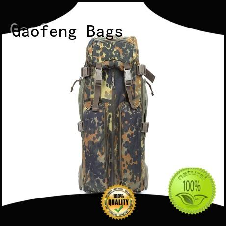 GF bags vest military gear bags customization for shopping
