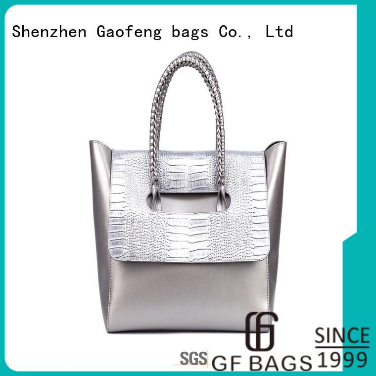 GF bags simple best handbags metal for ladies