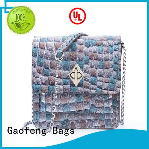 wholesale leather shoulder bag women's shoulder factory for cosmetics