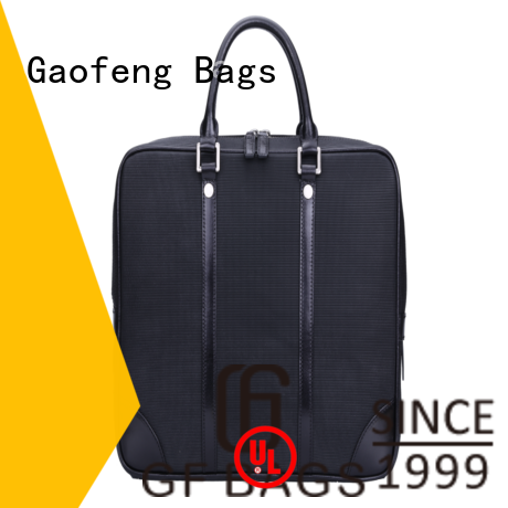 comfortable modern briefcase simple granule for business trip