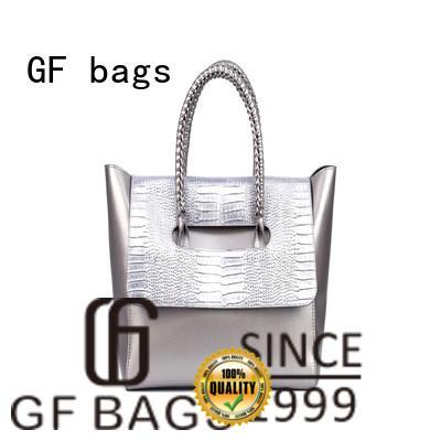 weaving cute handbags crocodile metal for women