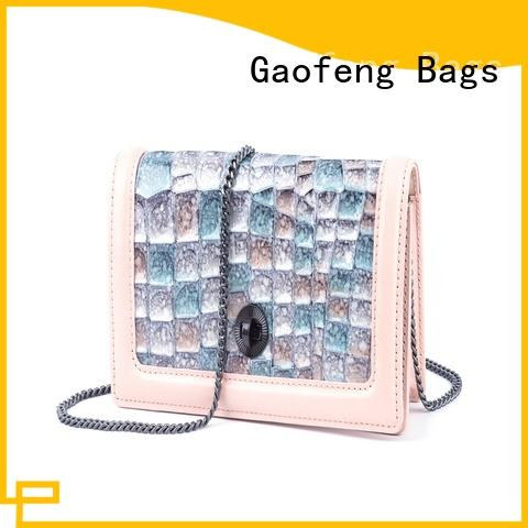 hot-sale cheap mini bags bulk production for women GF bags