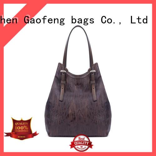 simple latest handbags zipper metal for women