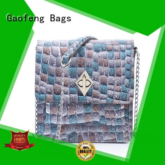 GF bags high-end cheap shoulder bags supplier for ladies