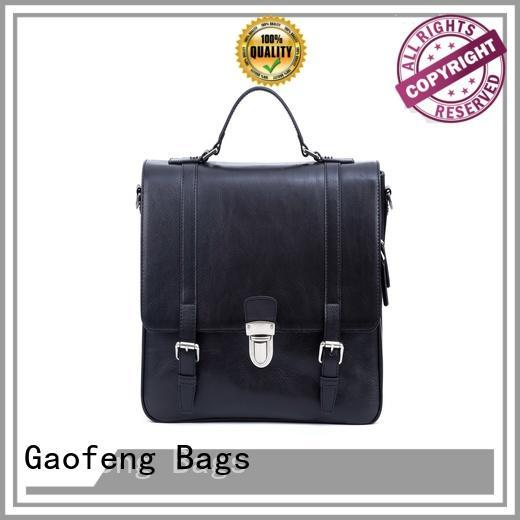GF bags high-quality mens fashion messenger bag bulk production for women