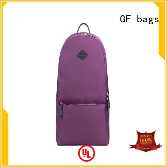 GF bags tanned fashion backpacks litres for book