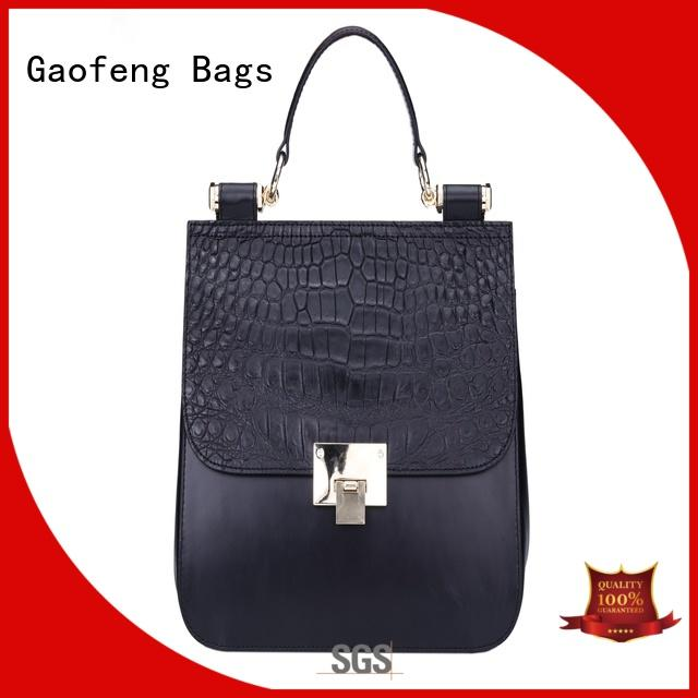 GF bags simple fashion handbags make for ladies