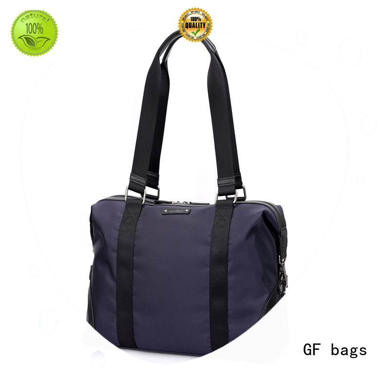 GF bags high-quality mens overnight bag supplier for boy