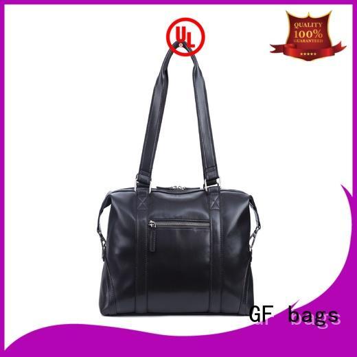 GF bags zipper mens overnight bag supplier for boy