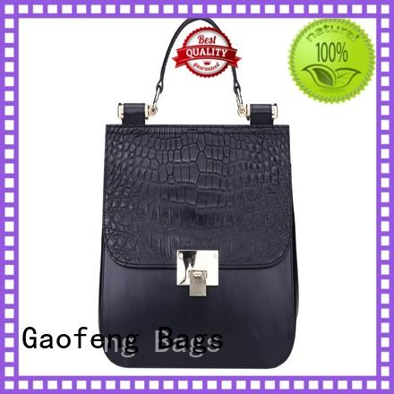 GF bags weaving trendy handbags close for ladies
