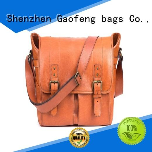 GF bags large capacity trendy messenger bag for lady