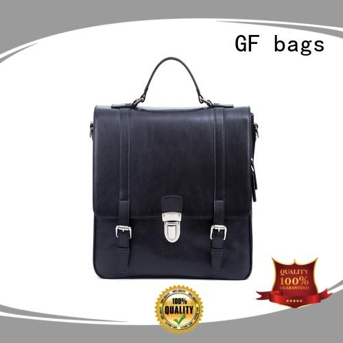 GF bags cover best leather messenger bag for women