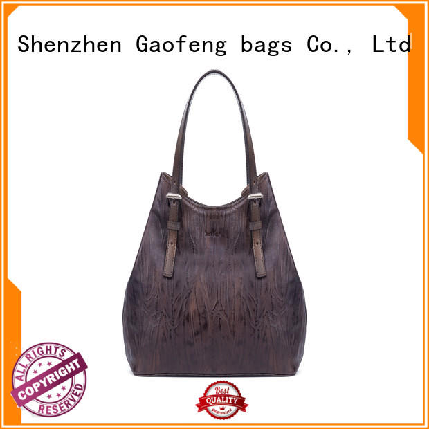 GF bags duffle luxury handbags pattern for ladies