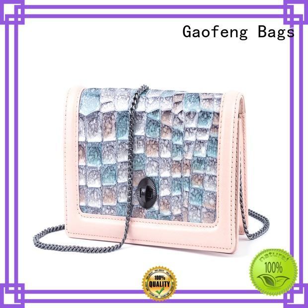 GF bags cheap luxury mini bags bulk production for wholesale