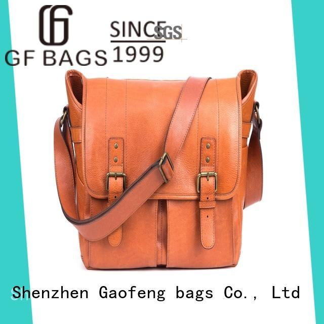 stylish mens messenger bags genuine for women GF bags
