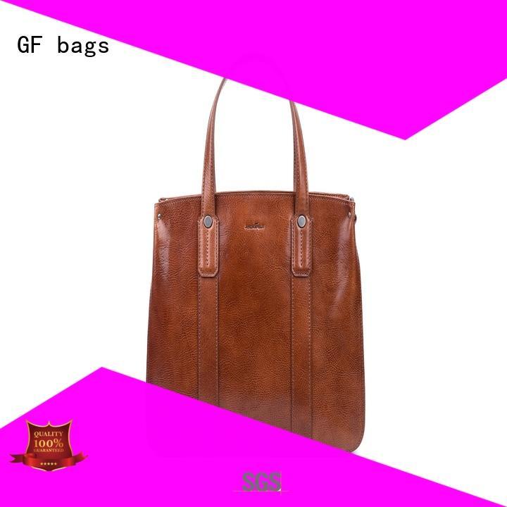 GF bags simple cute handbags closure for women