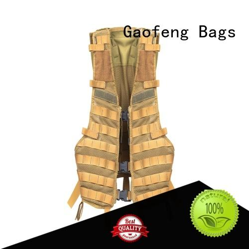 GF bags durable tactical bag bulk production for shopping