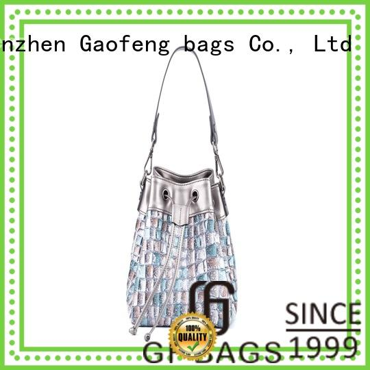 high-end ladies small shoulder bags factory for shopping