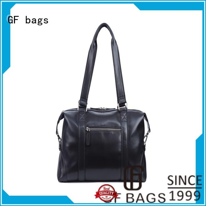 GF bags wholesale mens overnight travel bag zipper for male