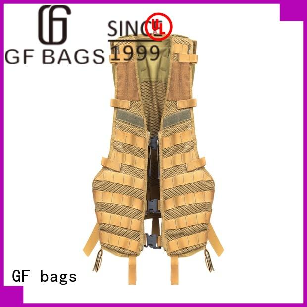 GF bags messenger military vest customization for shopping
