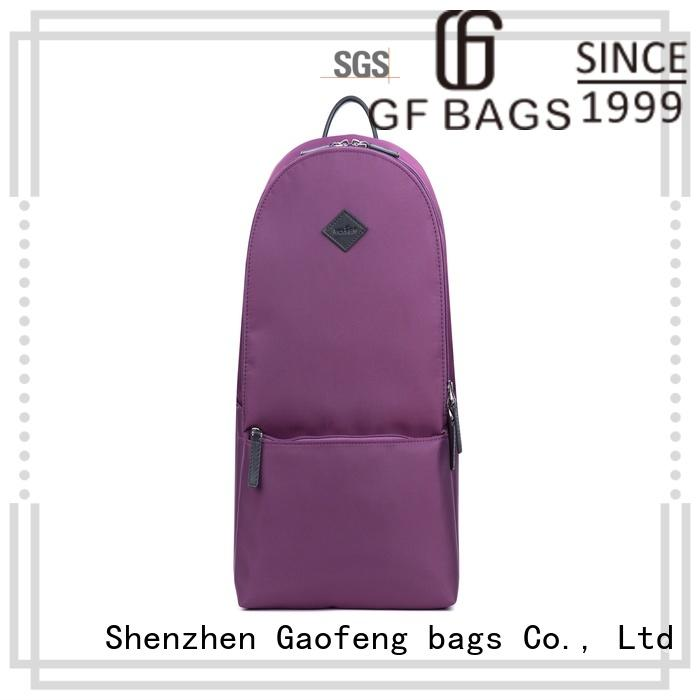 zipper backpack bags vegetable cover GF bags company