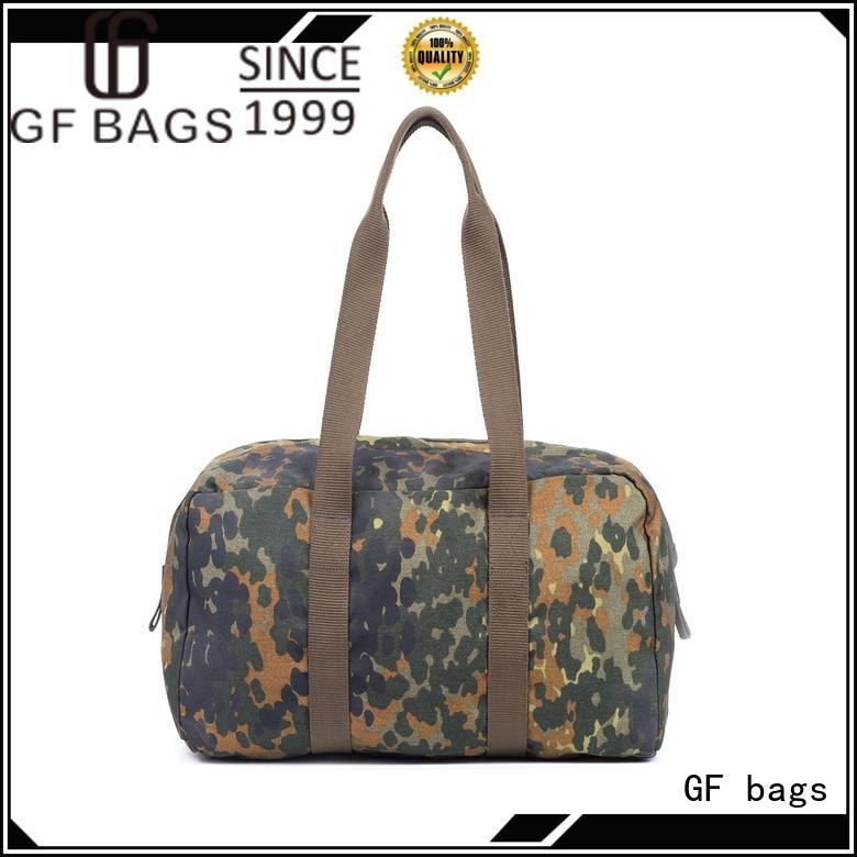 closure tactical bag customization for shopping GF bags