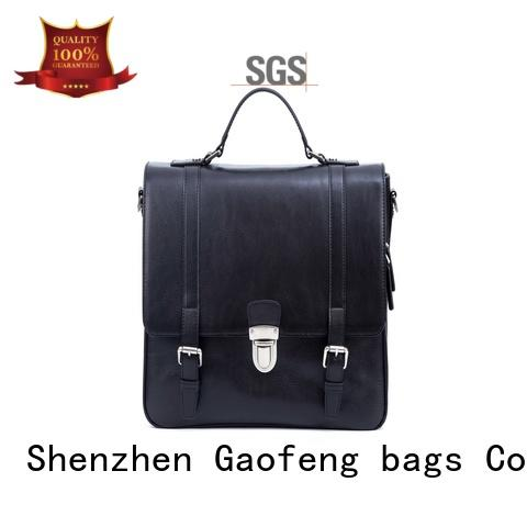 GF bags large capacity stylish mens messenger bags large for girls