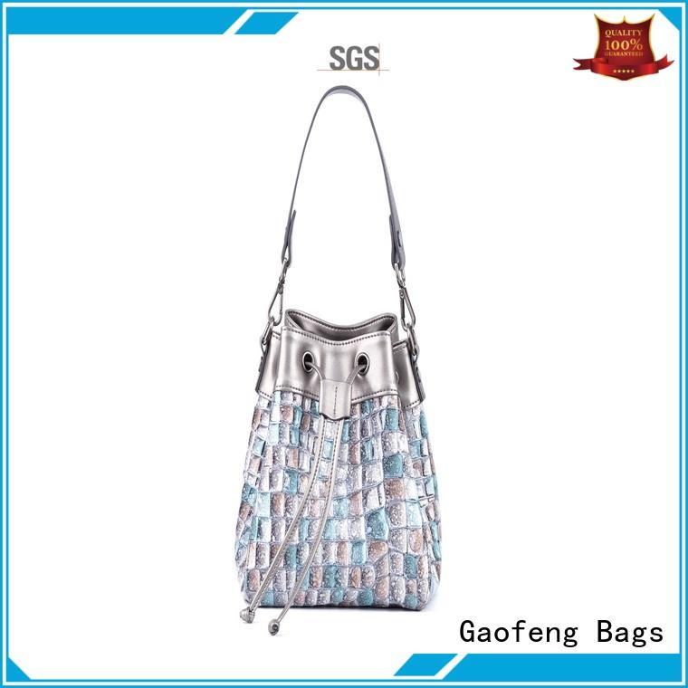 hot-sale short shoulder bag supplier for cosmetics
